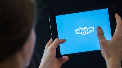 Skype no está disponible en la tienda de aplicaciones en chino de Apple y de Xiaomi.