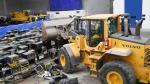 Mincetur destruye máquinas tragamonedas de uso ilegal dirigidas a menores de edad - Noticias de sala