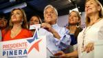 """Piñera dice que apelará al """"centro moderado"""" para ganar el balotaje en Chile - Noticias de"""