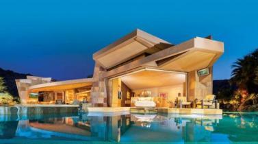 Jerry Weintraub. Espectacular mansión a la venta por US$ 16 millones