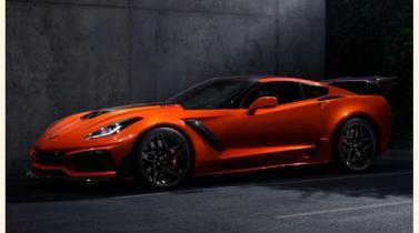 El ZR1 2019, la versión más poderosa del Chevrolet Corvette, ya es una realidad