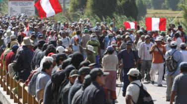 Defensoría: Crecen de 25 a 32 alertas sobre posible estallido de conflictos