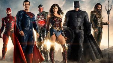 """Los superhéroes de """"Justice League"""" decepcionan en la taquilla en su estreno"""
