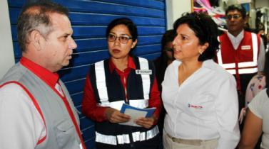 Sunafil y Sunat inspeccionaron cerca de 500 locales en Gamarra