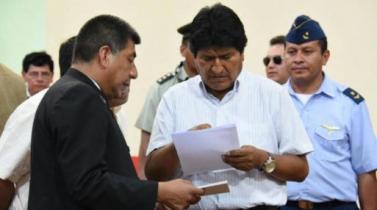 Bolivia afina detalles para IV Cumbre del Foro de Países Exportadores de Gas