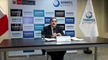 Sanipes iniciará acciones legales contra Cerper por retener muestras de conservas