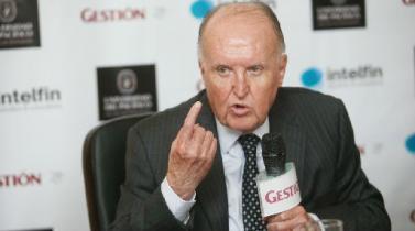 """Carlos del Solar: """"Urge mejorar el esquema de regalías en sector hidrocarburos"""""""