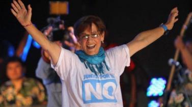 Odebrecht y OAS habrían financiado campaña de no revocatoria de Susana Villarán pero ella lo niega