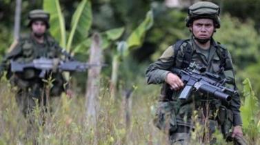 Conflicto armado sigue en Colombia pese a acuerdo de paz con FARC