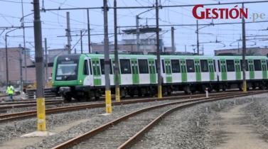 Así se hicieron las pruebas a los nuevos trenes de la Línea 1 del Metro de Lima
