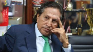 Tribunal Constitucional rechaza recurso de Toledo contra orden de captura