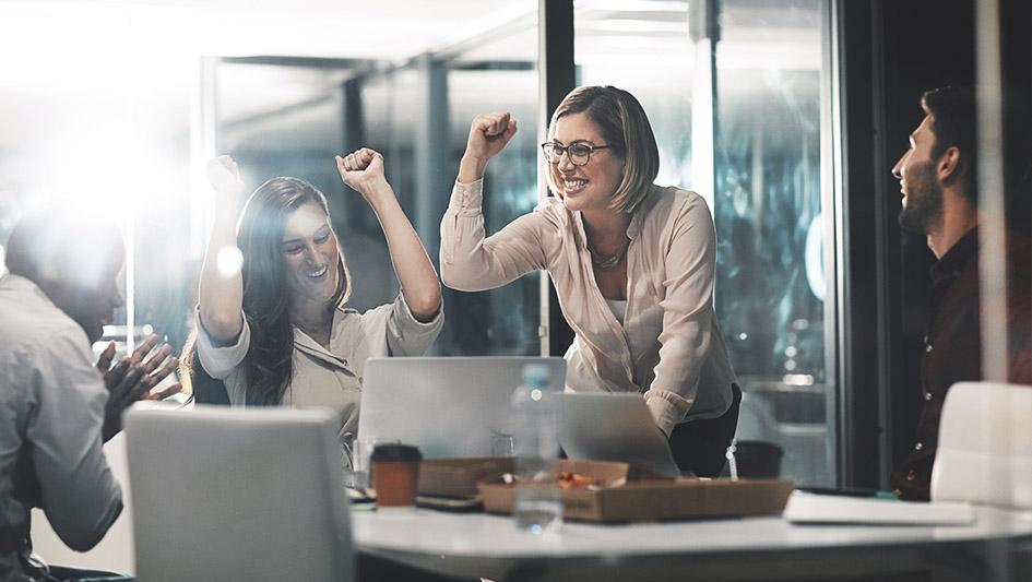 3.Según Remoters, el segundo lugar preferido por startups y emprendedores para trabajar son los espacios de coworking (37.5%).