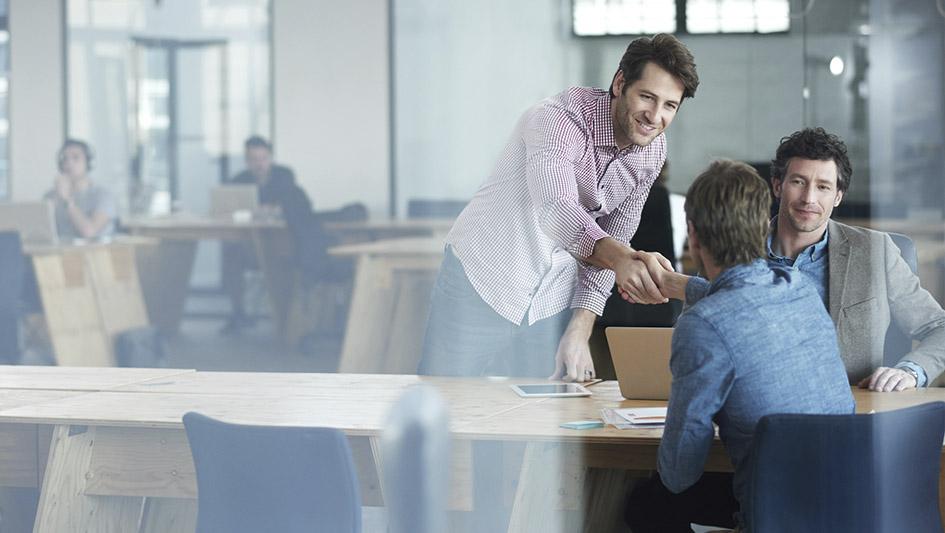 4.La labor de intermediación de varias startups hace propicia la generación de eficiencias.