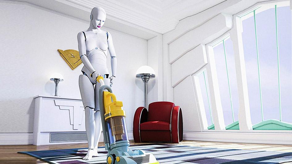 4.Amazon está trabajando en el robot Vesta, que cumpliría labores domésticas.