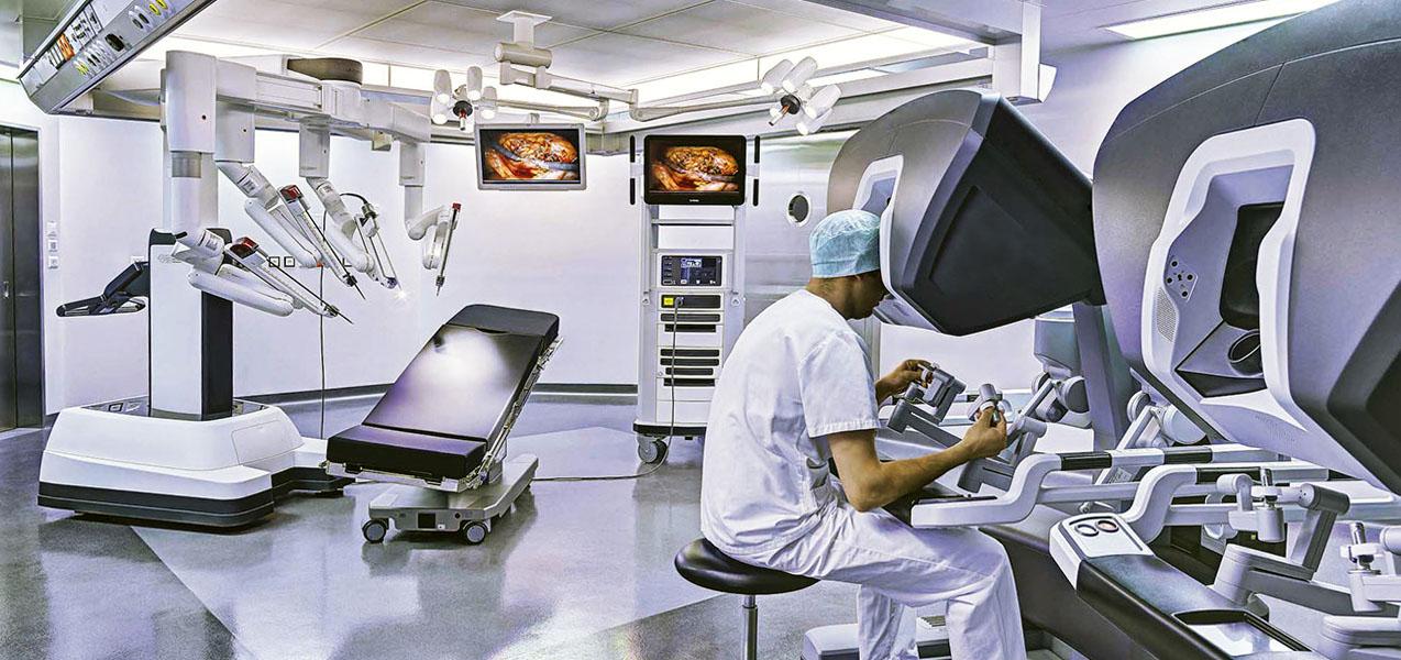 El arribo de la robótica en la industria médica