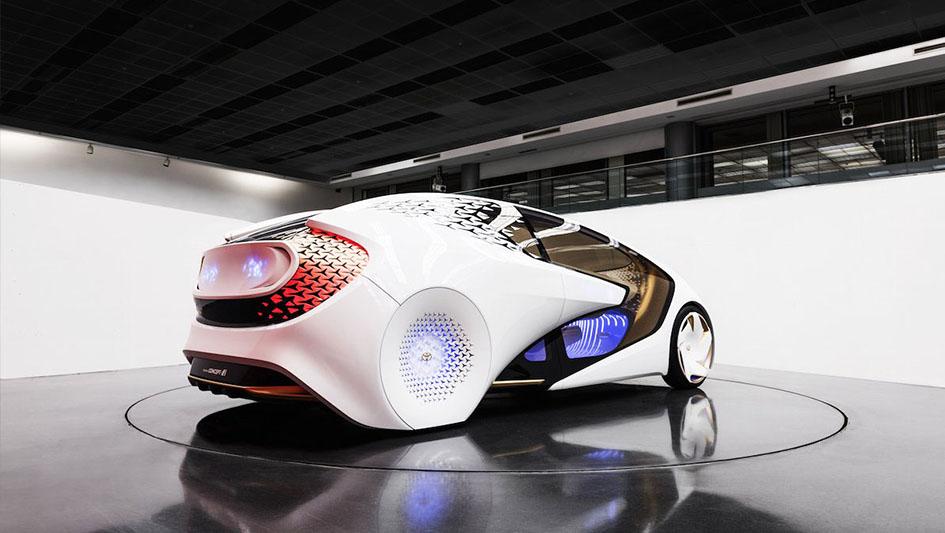 Toyota invirtió durante el 2015 más de US$ 1,000 millones en EEUU con el objetivo de hacer investigaciones en materia de IA y robótica.