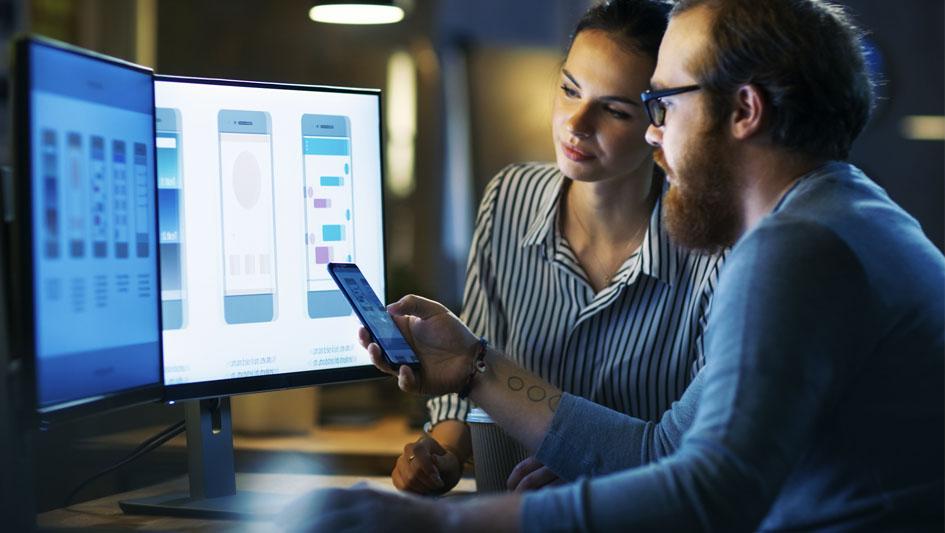 Potenciar la comunicación interna y externa en las empresas, es uno de los múltiples usos de la IA.